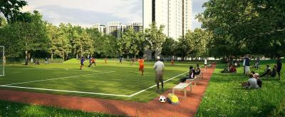 Gallery Cover Image of 1500 Sq.ft 3 BHK Apartment for buy in Bhiwandi for 9650000