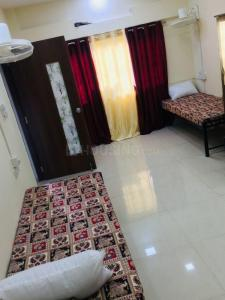 Bedroom Image of Ac/non Ac PG Stay: The Ashoka Nilyam in Kopar Khairane