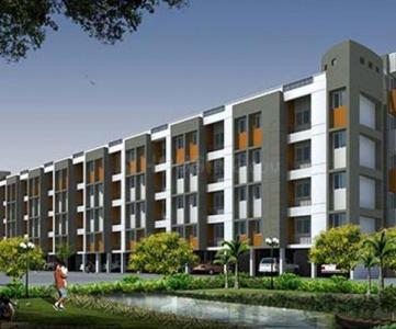 Gallery Cover Image of 1050 Sq.ft 3 BHK Apartment for buy in KG Centre Point Phase 3, Chembarambakkam for 3750000