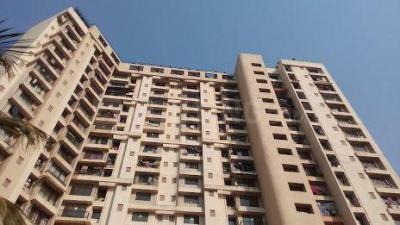 Gallery Cover Image of 617 Sq.ft 1 BHK Apartment for rent in Pushpanjali Residency Phase 2, Thane West for 15000