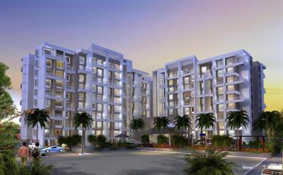 Gallery Cover Image of 564 Sq.ft 1 BHK Apartment for rent in Undri for 9000