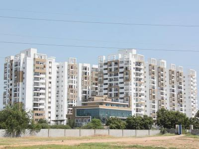 Gallery Cover Image of 1257 Sq.ft 2 BHK Apartment for buy in Kismatpur for 6623000