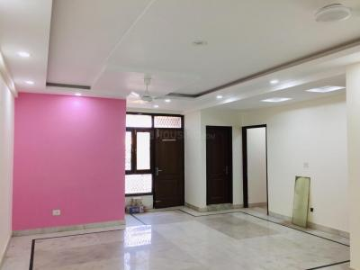 Gallery Cover Image of 1900 Sq.ft 3 BHK Apartment for buy in Lord Krishna Apartment, Mehrauli for 5200000