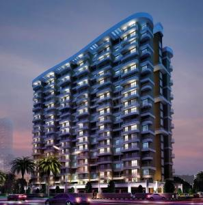 Gallery Cover Image of 690 Sq.ft 1 BHK Apartment for buy in Paradise Sai Riverdale, Taloja for 4300000
