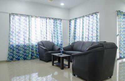 Living Room Image of PG 4643755 Hinjewadi in Hinjewadi