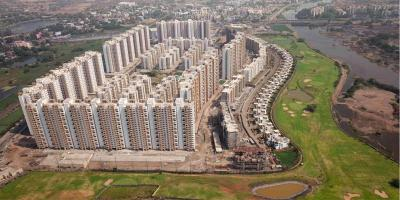 Gallery Cover Image of 903 Sq.ft 2 BHK Apartment for buy in Lodha Palava Aurora A D, Antarli for 6000000