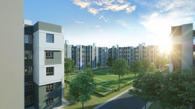 Gallery Cover Image of 429 Sq.ft 1 BHK Apartment for buy in Lake Life Township, Joka for 965250