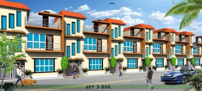 Gallery Cover Image of 1350 Sq.ft 3 BHK Villa for buy in Mangalam Villas, Devla for 3449000