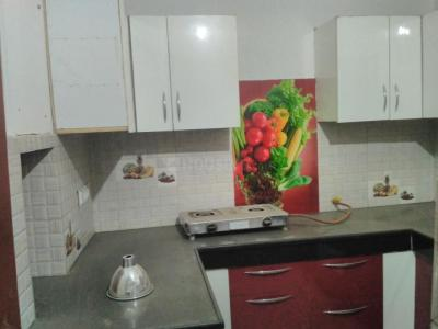 Kitchen Image of Twin Sharing Accommodation/pg For Rent In Thane Ynh in Thane West
