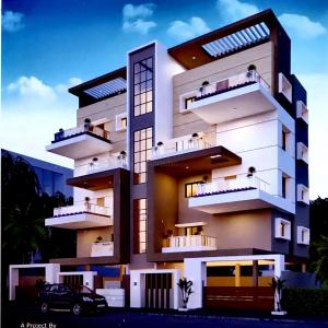 Gallery Cover Image of 1350 Sq.ft 3 BHK Apartment for buy in Pratap Nagar for 9200000