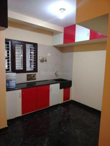 Gallery Cover Image of 400 Sq.ft 1 RK Independent House for rent in Kumaraswamy Layout for 7000