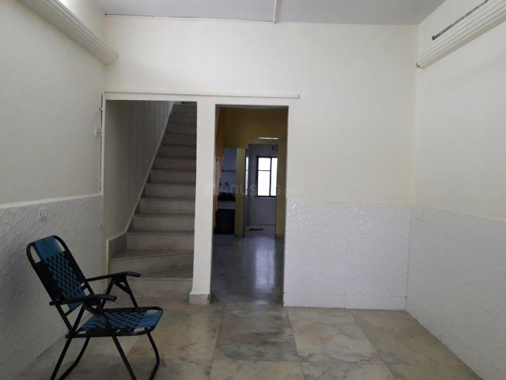 Living Room Image of 1000 Sq.ft 1 BHK Independent House for rent in Vashi for 25000