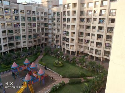 Gallery Cover Image of 670 Sq.ft 1 BHK Apartment for rent in Agarwal Viva Vrindavan Complex, Virar West for 8000