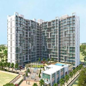 Gallery Cover Image of 1134 Sq.ft 2 BHK Apartment for buy in Triveni Laurel, Kalyan West for 9000000