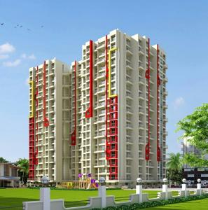 Gallery Cover Image of 645 Sq.ft 1 BHK Apartment for buy in Navapada for 4420000