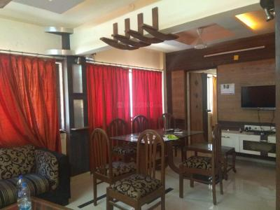 Gallery Cover Image of 800 Sq.ft 3 BHK Apartment for rent in Andheri East for 60000