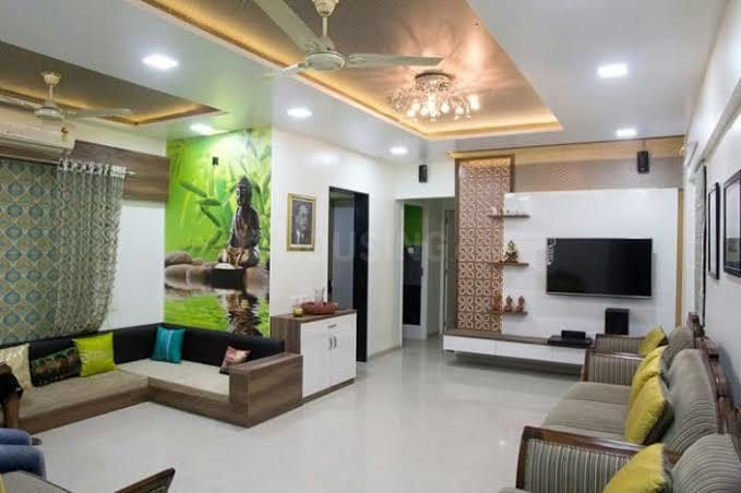 Living Room Image of 1785 Sq.ft 3 BHK Apartment for buy in Kharghar for 18000000