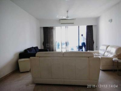Gallery Cover Image of 2538 Sq.ft 3 BHK Apartment for rent in Bandra East for 225000
