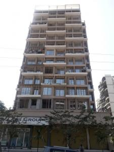 Gallery Cover Image of 670 Sq.ft 1 BHK Apartment for rent in Platinum Tulsi Sapphire, Ulwe for 9000