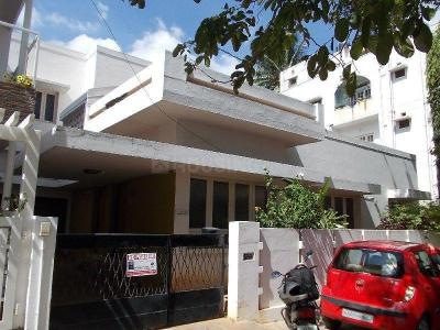 Gallery Cover Image of 3300 Sq.ft 4 BHK Independent House for buy in Cooke Town for 48800000