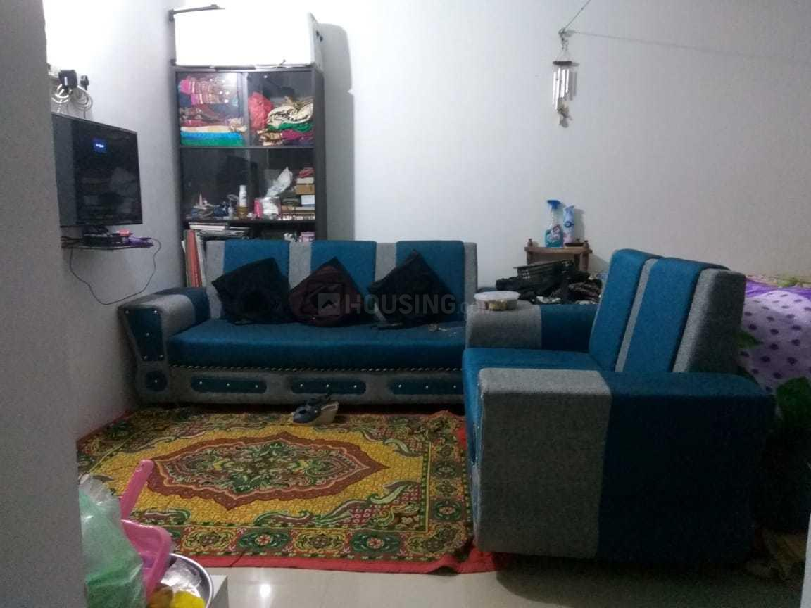 Living Room Image of 400 Sq.ft 1 RK Apartment for buy in Sarkhej- Okaf for 1250000
