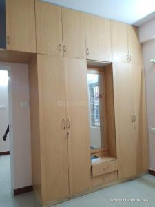 Gallery Cover Image of 1065 Sq.ft 2 BHK Apartment for rent in Mathapathi Sunrise, Kaggadasapura for 18500