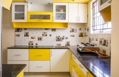 Kitchen Image of PG 4642211 Whitefield in Whitefield