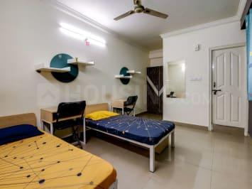 Bedroom Image of Venkateshwara Gents PG in Indira Nagar
