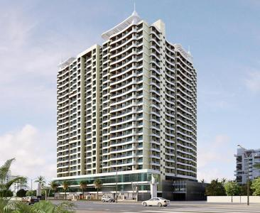 Gallery Cover Image of 674 Sq.ft 1 BHK Independent House for buy in SK Imperial Heights, Mira Road East for 6900000