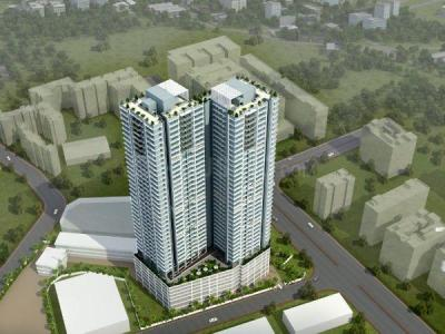 Gallery Cover Image of 1255 Sq.ft 3 BHK Apartment for buy in Jogeshwari West for 21000000