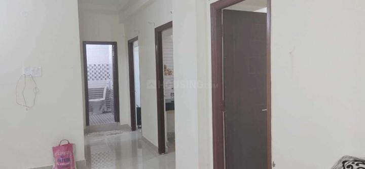 Passage Image of 1253 Sq.ft 2 BHK Apartment for rent in Happy Homes Colony for 16000
