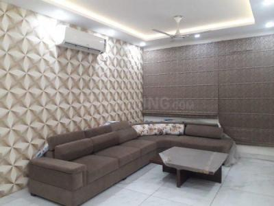 Gallery Cover Image of 2000 Sq.ft 3 BHK Apartment for rent in CGHS Hum Sub Apartment, Sector 4 Dwarka for 34000
