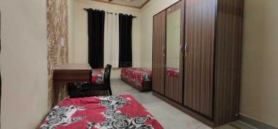 Bedroom Image of Umang PG in Laxmi Nagar