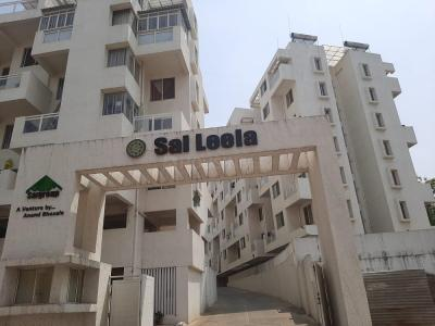 Gallery Cover Image of 870 Sq.ft 2 BHK Apartment for buy in Sai Leela, Narhe for 4100000