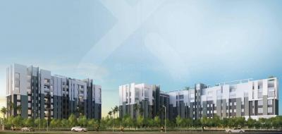 Gallery Cover Image of 1104 Sq.ft 3 BHK Apartment for buy in Tangra for 6400000