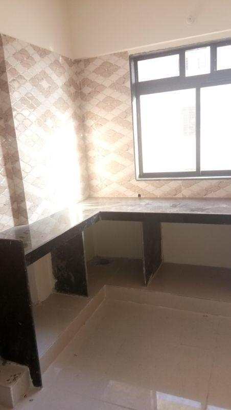 Kitchen Image of 500 Sq.ft 1 BHK Apartment for rent in Kandivali East for 17000