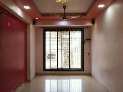 Gallery Cover Image of 650 Sq.ft 1 BHK Apartment for rent in Airoli for 20000