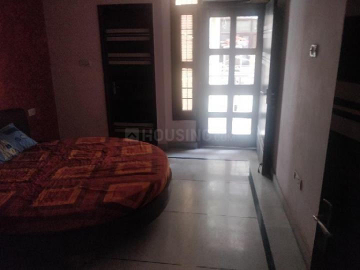 Bedroom Image of 661 Sq.ft 2 BHK Independent Floor for rent in Samay Pur for 9000