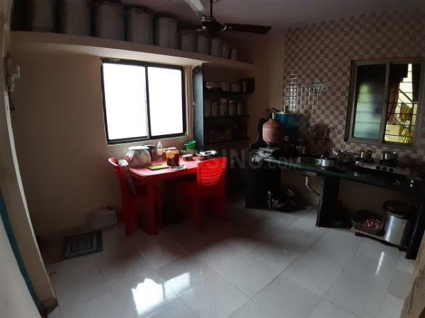 Kitchen Image of 600 Sq.ft 1 BHK Independent House for buy in Satpur for 2800000