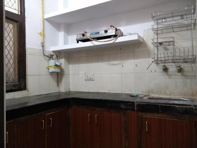 Kitchen Image of Sumit PG in Chhattarpur