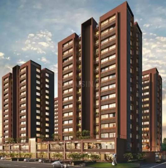 Brochure Image of 1584 Sq.ft 3 BHK Apartment for buy in Suryam Ananta, Vastral for 4576000