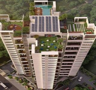 Gallery Cover Image of 1516 Sq.ft 3 BHK Apartment for buy in Kumbare EKA, Kothrud for 19500000