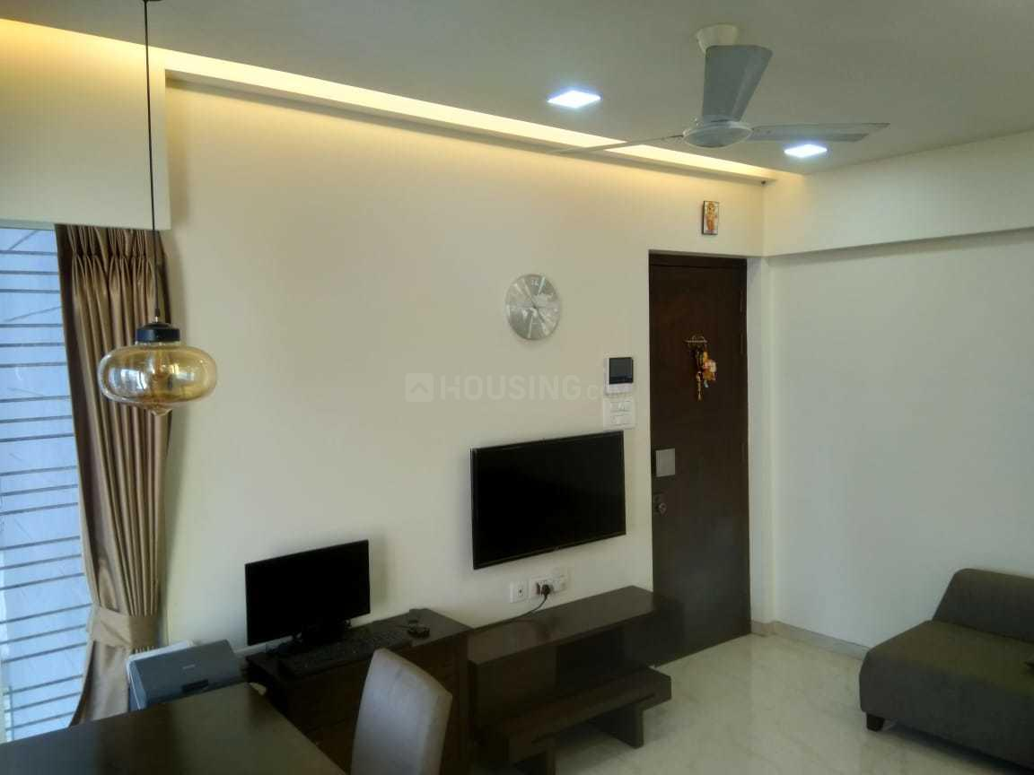 Living Room Image of 510 Sq.ft 1 BHK Independent House for buy in Worli for 30000000