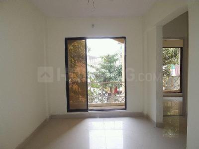 Gallery Cover Image of 690 Sq.ft 1 BHK Apartment for rent in Karanjade for 7000