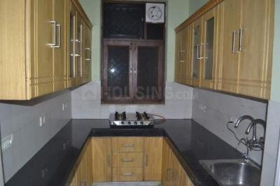 Kitchen Image of Safe & Secure PG For Girls in Sector 15