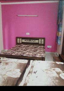 Bedroom Image of Rajvinder Kaur PG in Paschim Vihar