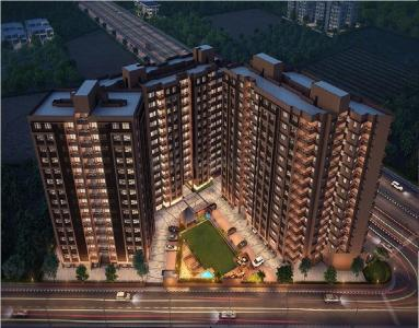 Gallery Cover Image of 1935 Sq.ft 3 BHK Apartment for rent in Kavisha Corporation Pebble Bay, Chandkheda for 17001