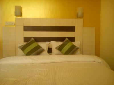 Bedroom Image of Dision Residency in Sector 15
