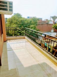 Gallery Cover Image of 450 Sq.ft 1 BHK Apartment for rent in Sai Vihar, Ghitorni for 7000