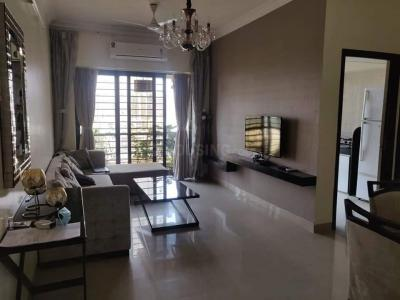 Gallery Cover Image of 980 Sq.ft 2 BHK Apartment for rent in Sagar Heritage, Sakinaka for 46000